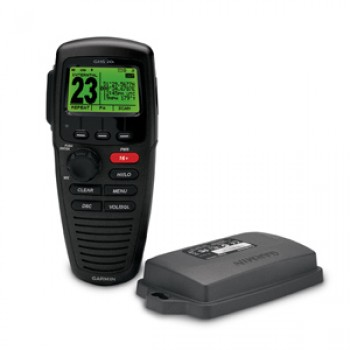 Garmin Microtelefono Wireless Ghs 20i Nero + Hub Gwh20