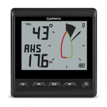 Garmin Gnx Wind, Display Multifunzione Standard Rgb - Segmenti 4""
