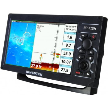 Nav-station N9-fish Plotter, Fishfinder E Wifi
