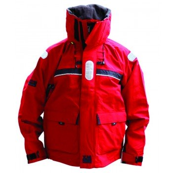 GIACCA OFFSHORE XM YACHTING TAGLIA XL ROSSA