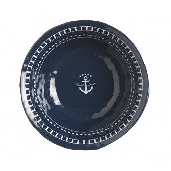 MARINE BUSINESS SET 6 CIOTOLE SAILOR SOUL, Ø 15 cm