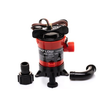 Cartridge Bilge Pump 750 Gph 12v Johnson Pump