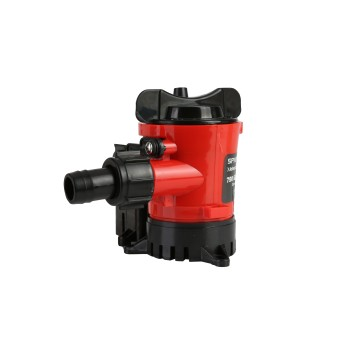 Heavy Duty Combo 1600 Gph 12v Johnson Pump