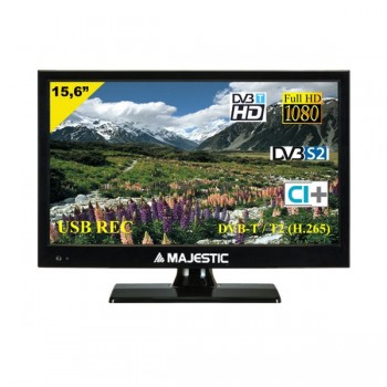 Majestic Tvd-215 S2 Led Mp10