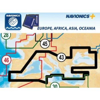 NAVIONICS+XL9 COMPACT FLASH