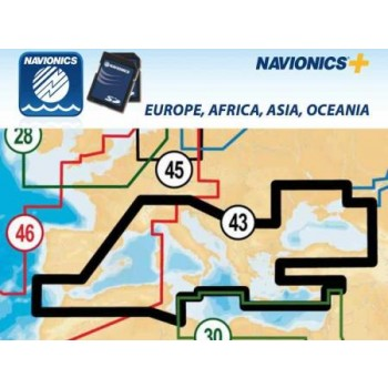 NAVIONICS+XL9 SECURE DIGITAL