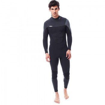 MUTE JOBE PERTH FULLSUIT 3|2 MM GRAPHITE GREY