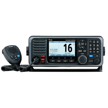 Icom Ic-m600 Vhf - Nero 12 V (ps-310#01 12v)