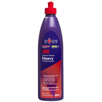 3m Perfect-it Gelcoat Heavy Cutting Compound Da 473ml
