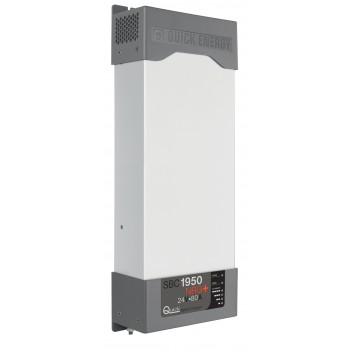 Quick Caricabatterie Sbc 1950 Nrg+ Hr 24 V - 80 A - 3 Uscite