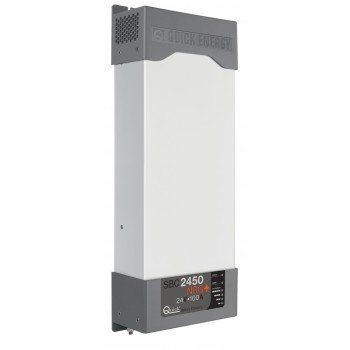 Quick Caricabatterie Sbc 2450 Nrg+ Hr 24 V -   100 A - 3 Uscite