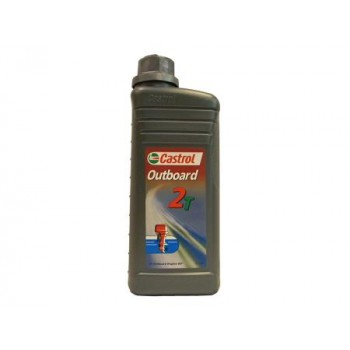 Castrol Olio Minerale Outboard 2% 1 Lt