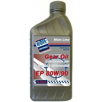 Roil Gear Oil Ep 80w90 1 Lt