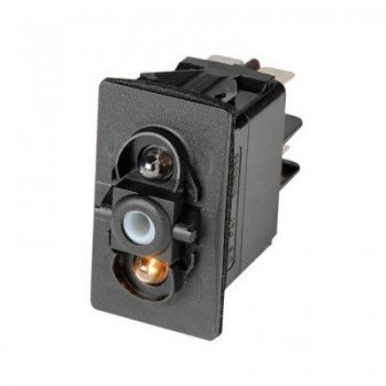 Interruttore Carling Switch Contura Ii (on)-off-(on) 12v