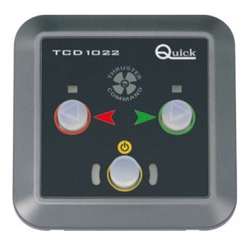 Comando Da Plancia Push-botton Quick Tcd 1022