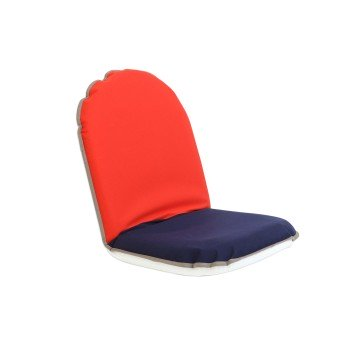 Poltroncina Comfortseat Adventure Compact Rossa Blu