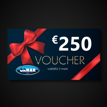 Voucher Digitale Gamar € 250