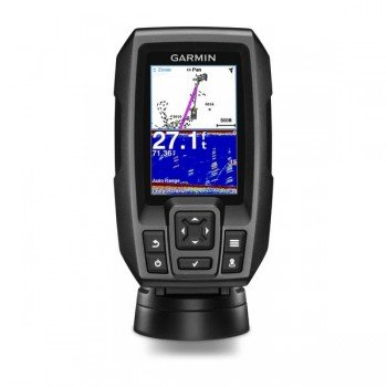"Garmin Striker 4 Display 3,5"", 200w, Frequenza 50/77/200 Khz - Chirp Mid-band, High"