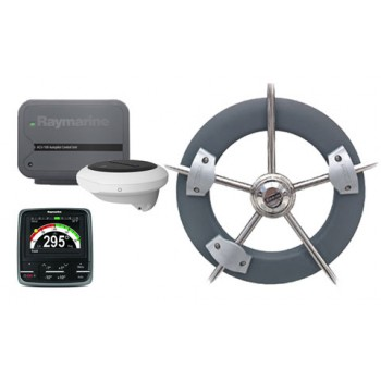 Raymarine Package Autopilota Evolution Ev-100 E Attuatore A Ruota