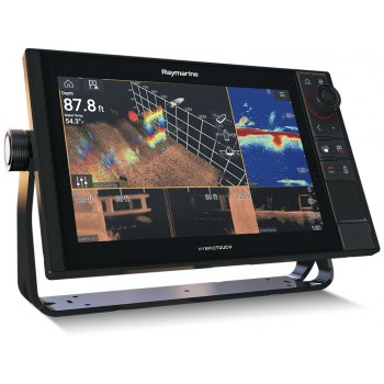 "Raymarine Axiom 12 Pro S, Display Multifunzione 12"" A Colori Wifi Hybridtouch Con Sonar High Chirp Conico Per Txd Cpt-s (no Cartografia)"