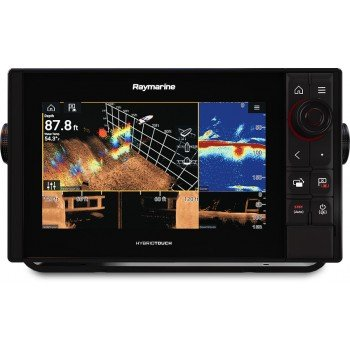 "Raymarine Axiom 9 Pro Rvx Display Multifunzione 9"" A Colori Wifi Hybridtouch (no Cartografia) Con Chirp 1kw/down/side/realvision 3d Integrati"