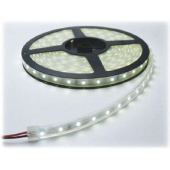 STRISCIA LED IP-67 BIANCA ML.2,5 24V