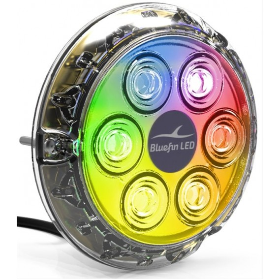 PIRANHA A 6 LED RGB P-6 12-V
