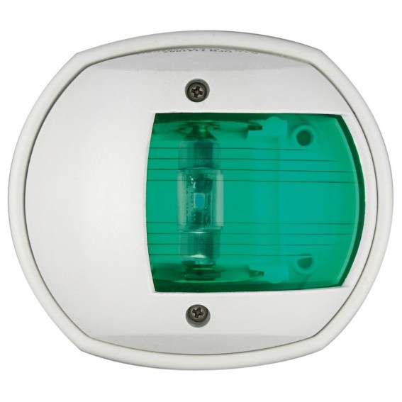 FANALE VERDE -12 MT-LED 12/24V