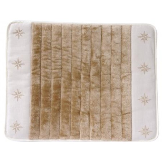 TAPPETO FREE STYLE MARINE BUSINESS IN COTONE SABBIA 60X45 CM