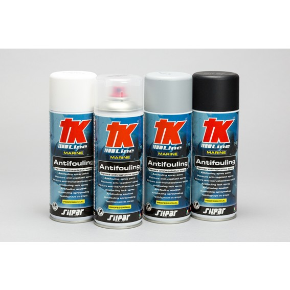 "ANTIVEGET.""TK"" SPRAY ML.400 GRIGIA"