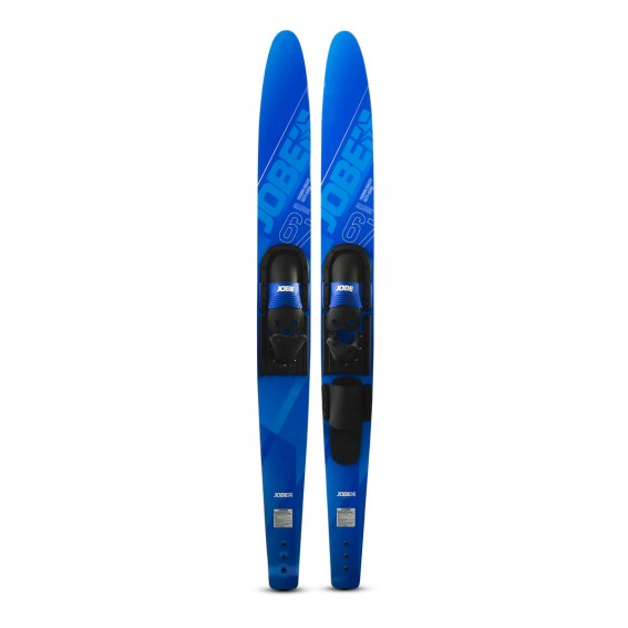 "JOBE ALLEGRE 67"" SKI PACKAGE BLUE CM 170"