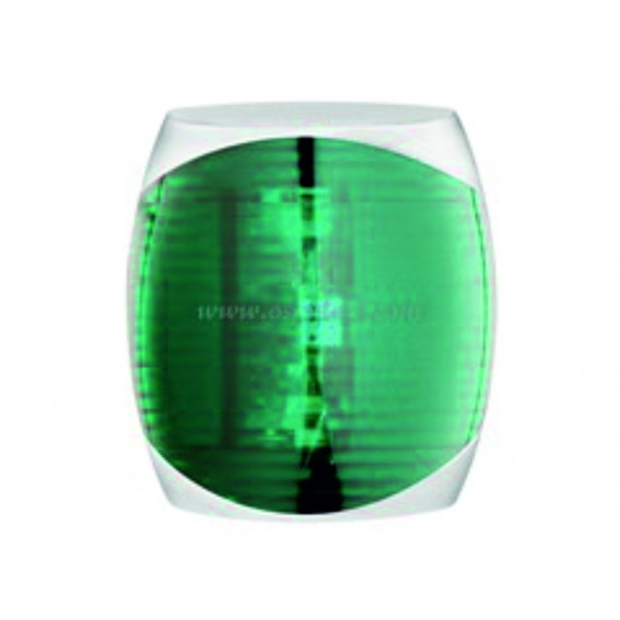 FANALE VERDE 20-MT LED 12/24V