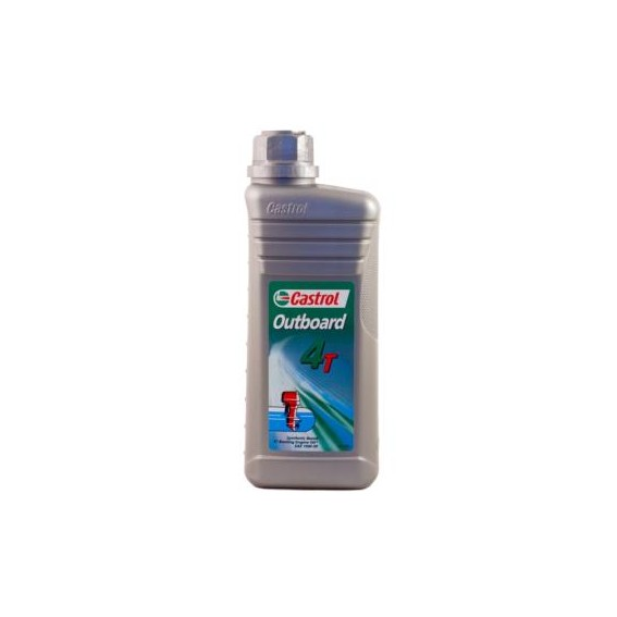 CASTROL OLIO OUTBOARD 4T