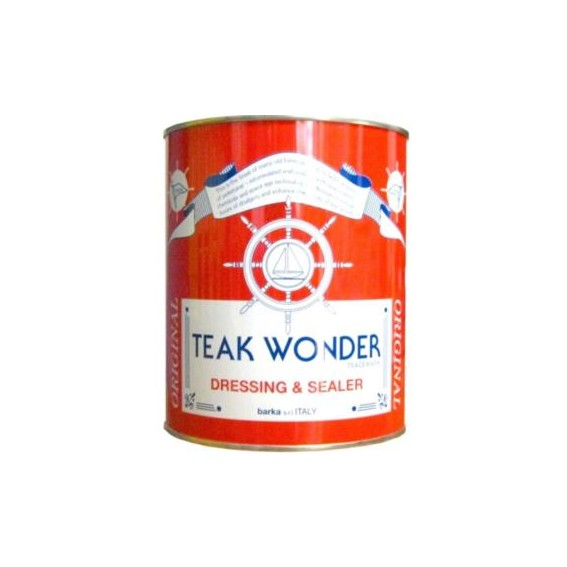 TEAK WONDER DRESSING & SAILER 4 LT