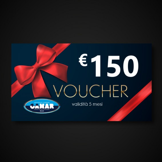Voucher Digitale GaMar € 150
