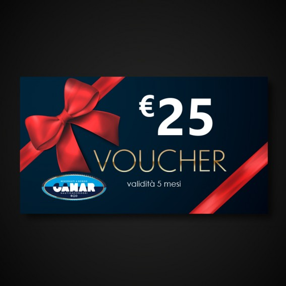 Voucher Digitale GaMar € 25