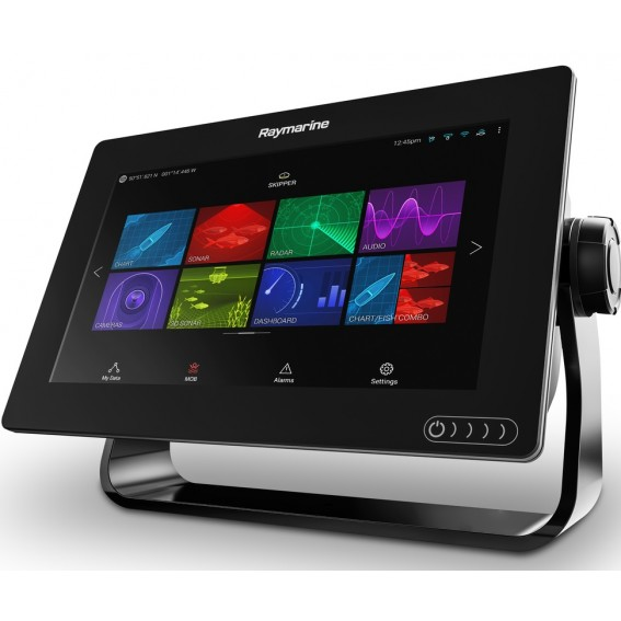 "RAYMARINE AXIOM 9 Display Multifunzione 9"" a colori WiFi e Touch (NO cartografia)"